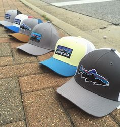 [ Patagonia Trucker Hats ]