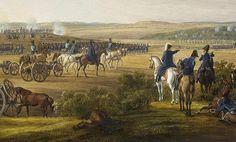 bataille de la Moskowa (détail), le 7 Septembre, 1812 Albrecht Adam