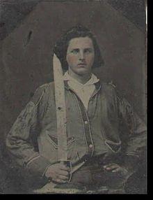 Hezekiah L Cash, Company E, 2nd Arkansas Mounted Rifles