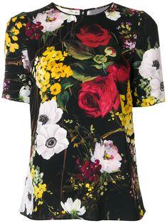 Dolce & Gabbana floral print T-shirt