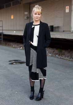 Elina - Hel Looks - Street Style from Helsinki