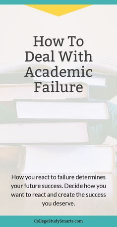 how to deal with academic failure ★·.·´¯`·.·★ follow @motivation2study for daily inspiration