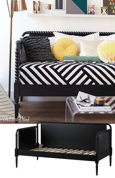 Our Black Jenny Lind Kids Beds feature intricate woodturnings that'll add an elegant touch to any kids' bedroom. Plus, it's available in a variety of exclusive finishes.