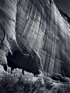 Canyon de Chelly, Arizona by Ansel Adams