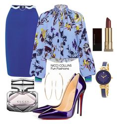 Designer Clothes, Shoes & Bags for Women Classy Outfits, Chic Outfits, Fashion Outfits, Womens Fashion, Gucci Clothing, Iconic Dresses, Gucci Outfits, Kevyn Aucoin, Dressy Tops