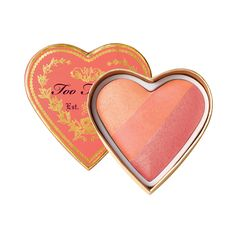 *NEW SHADE*: Too Faced Sweethearts Blush in Sparkling Bellini - Too Faced Cosmetics - #toofaced