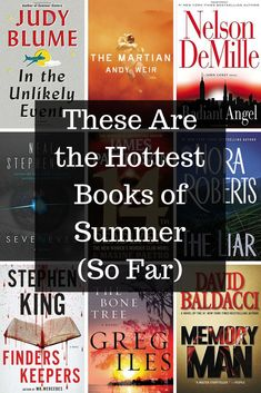 Hottest Books of Summer 2015