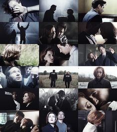 """The X-Files: """"Rich and layered, deep and alternatively light and tragic, it's the show that changed, well, everything really about how television drama was executed...It was beautiful and asked the most human of questions regarding our existence and our beliefs, but more than anything, it was a love story in every possible regard— the love for life, the love for truth, and of course, the love for each other."""""""