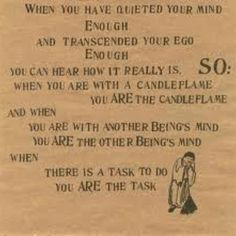 Ram Dass-so true....down ego I've got places to be!