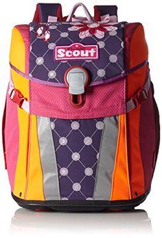 1cac903652 Scout Sunny Schulranzen-Set, Lila/Pink: Amazon.de: Koffer, Rucksäcke &  Taschen