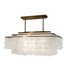 Avalon Chandelier by Fuse Lighting