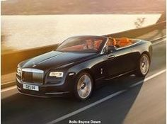 This does not happen often – an all-new Rolls-Royce?  Welcome the new Dawn convertible