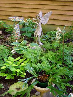 Semi Shade Garden Zone Design Html on