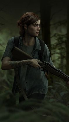 This HD wallpaper is about Video Game, The Last of Us Part II, Ellie (The Last of Us), Original wallpaper dimensions is file size is Video Game Art, Video Games, The Lest Of Us, State Of Play, E3 2018, Last Of Us Remastered, Sucker Punch, Gaming Wallpapers, New Trailers