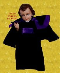 Santo Toribio Romo   20cm, 25cm, 30cm, 35cm, 40cm, 45cm