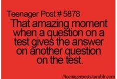 OMG I DONT HAVE 2 MAKE MY BRAIN RUN A MARATHON FOR THE ANSWER NOW! YAY