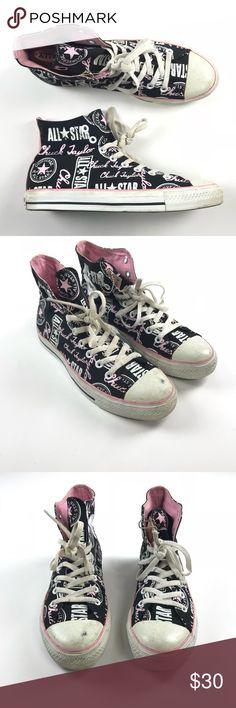 Converse All Star Chuck Taylor High Top Sneakers a5895e268