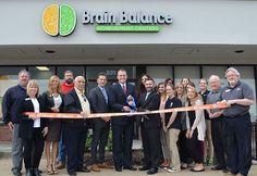 Brain Balance Activity Center Ribbon Cutting