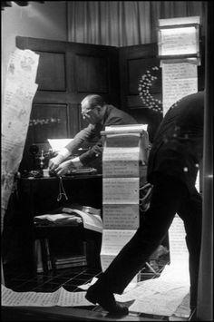 NEW YORK CITY—1959. © Henri Cartier-Bresson / Magnum Photos