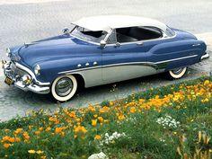 Buick Super Riviera 1951.