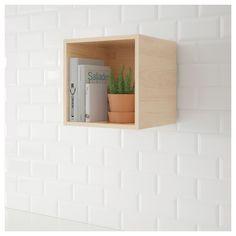 IKEA - TUTEMO Open cabinet ash