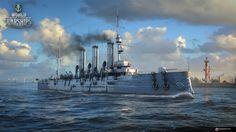 #Russia #Cruiser #Aurora
