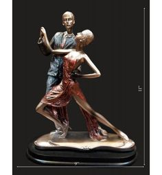 Dancing Couple-1 Statue in Krafthub.com. @ best price with discounted price in India http://www.krafthub.com/dancing-couple-1.html