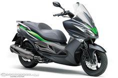 2014 Kawasaki J300 Scooter