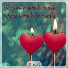 #GününSözü: Bir gönüle girmek nasiptir, Orada kalmak ise marifet. #gönül #sevmek #kalp #aşk #love #hearts #herz #liebe #gönlegirmek #nasip