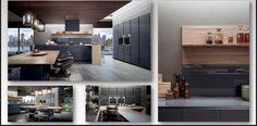 مطبخ مودرن Conference Room, Modern, Kitchen, Table, Furniture, Home Decor, Trendy Tree, Cooking, Decoration Home