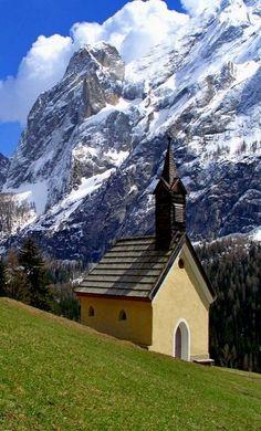 Canazei, Trentino-Alto, Italy