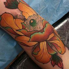 .detalhe centro flor