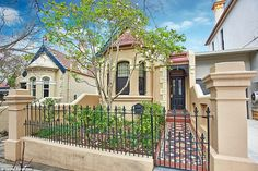 Unsurprisingly, the most affordable inner-city suburbs in Sydney were far more expensive than other Australian cities. This home on Brighton Street in Petersham is about an drive from the CBD Brisbane, Melbourne, Sydney, Australian Architecture, Australian Homes, Property Matters, Properties Of Matter, Far More, Central Business District