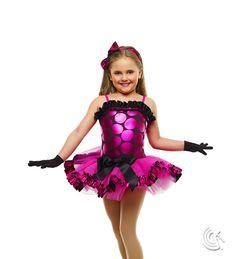 pink tap costume