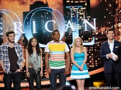 the best final 4 of all Idol seasons, not to mention any show!! <3