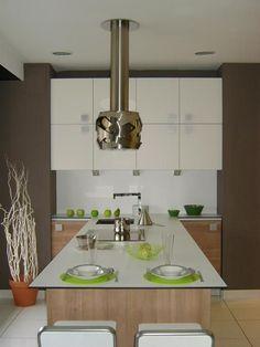 Diseño de #cocina con campana Pando I-470