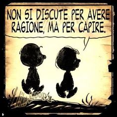 Magari ormai non ho più speranze Italian Humor, Italian Quotes, Italian Phrases, Feelings Words, Quotes About Everything, Charlie Brown And Snoopy, True Words, Love Of My Life, Quotations