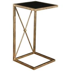 Pin By James On Movie Room Modern Sofa Table Black