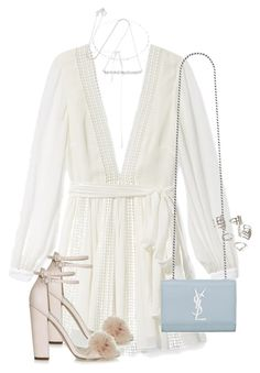 Rebecca Minkoff, Topshop, Yves Saint Laurent, Suzanne Kalan and Forever 21 Hot Outfits, Classy Outfits, Spring Outfits, Dress Outfits, Casual Outfits, Dresses, Look Fashion, Teen Fashion, Fashion Outfits