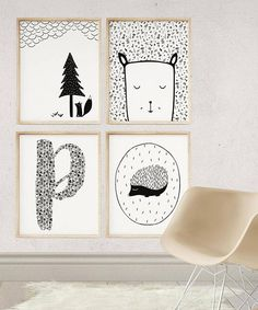 Letter Decor for Nursery Baby Initials Wall Decor Letter