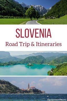 Slovenia Travel - Gu