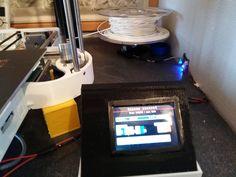 DIY tuto Imprimante 3D Dagoma – Suivi temps réel de la longueur de filament restant – Température buse – Température et Humidité pièce