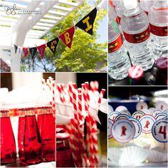 free water bottle label download Karate Birthday, Ninja Birthday Parties, Happy 4th Birthday, Birthday Party Themes, Birthday Ideas, Karate Party, Birthday Boys, Kid Parties, Birthday Crafts