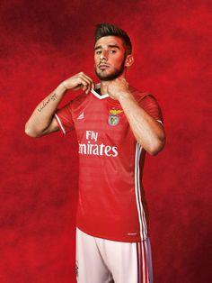 A nova camisola do Benfica. 2016/17 @adidasfootball @SLBenfica