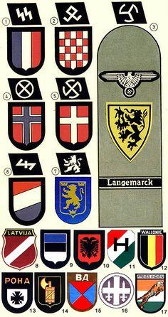 Waffen-SS/Legion