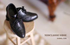 Sherlock's shoes.