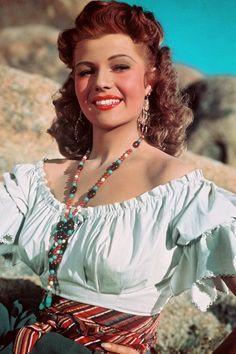 "bigbennklingon: "" Rita Hayworth """