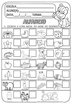 1 million+ Stunning Free Images to Use Anywhere Teaching Spanish, Teaching Resources, English Activities, First Grade, Speech Therapy, Worksheets, Literacy, Alphabet, Kindergarten