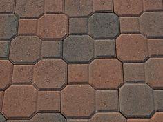 Concrete Octagon Patio Pavers