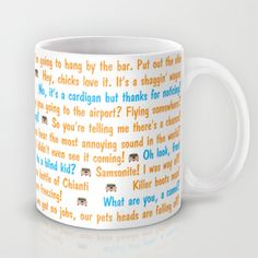 Dumb and Dumber quote mug!